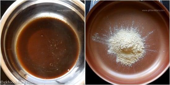 Raw Banana Porridge Step 3
