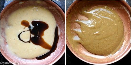 Raw Banana Porridge Step 6
