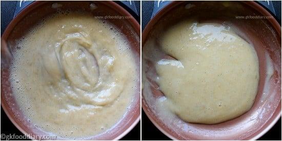 Raw Banana Porridge Step5
