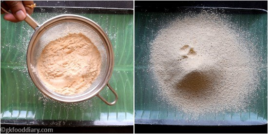 Raw Banana Powder Step 5