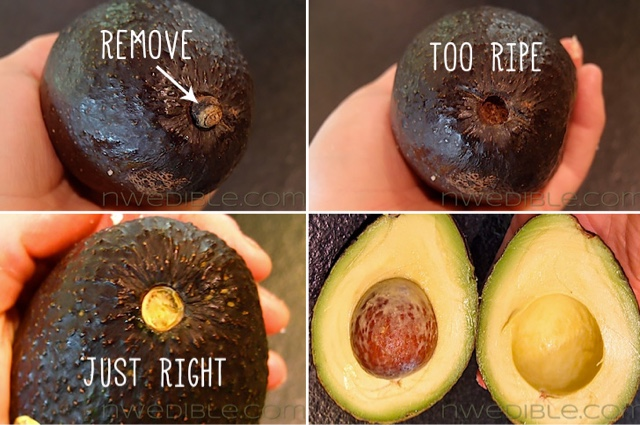 Ripe Avocado Test