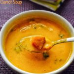 Carrot Recipe Collections - Sweet Potato Carrot Soup