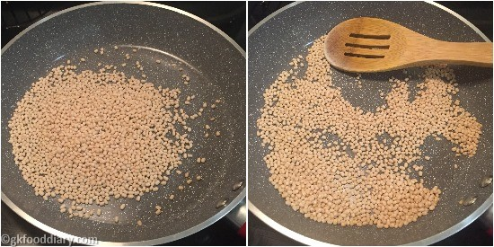 Urad Dal Milk Step 1