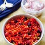 Beetroot Recipe Collections - Beetroot Pulao