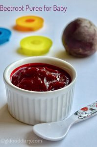 Beetroot Recipe Collections - Beetroot Puree