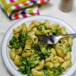Broccoli Pasta Recipe for Babies, Toddlers and Kids