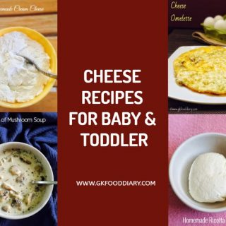 When Can I give my Baby Cheese | 16 Cheese Recipes 1