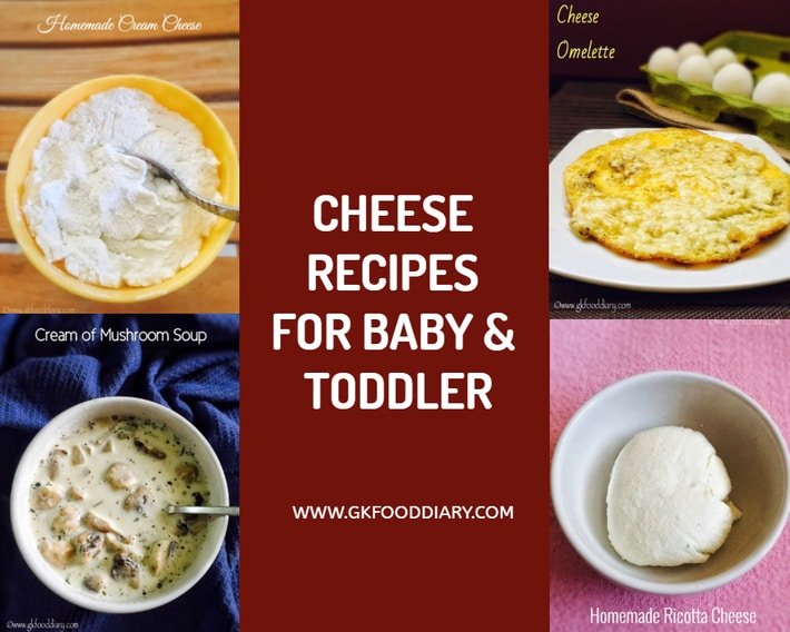 When Can I Give My Baby Cheese 16 Cheese Recipes