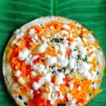 Cheese Uttappam Recipe for Babies, Toddlers and Kids