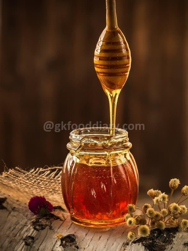 Foods to avoid feeding baby - honey
