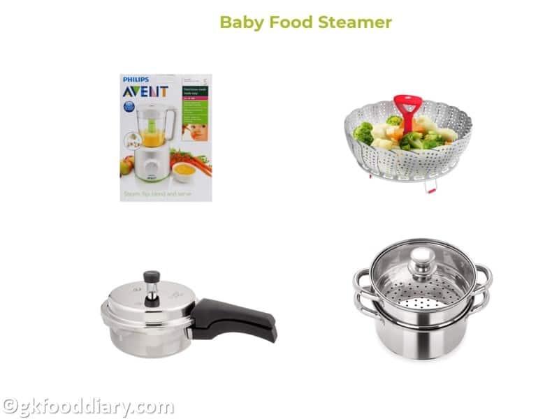 1. Baby Food Maker