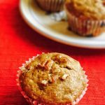 Recipe Collection for toddlers and kids - Whole Wheat Banana Walnut Muffins Recipe for Toddlers and Kids
