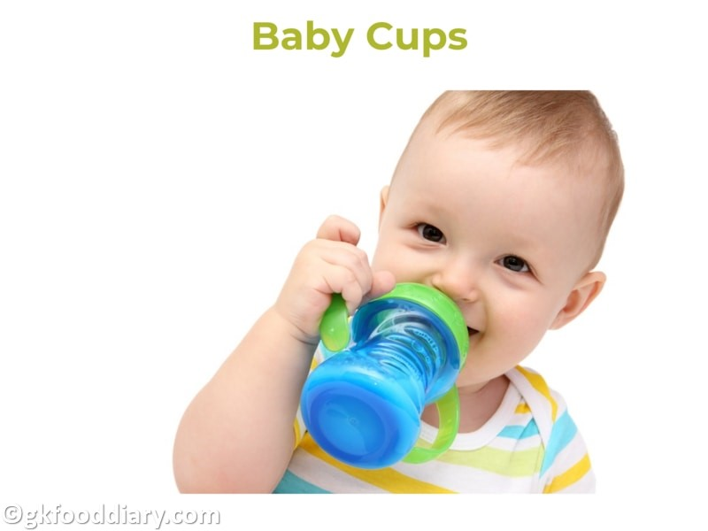 7. Baby Cups