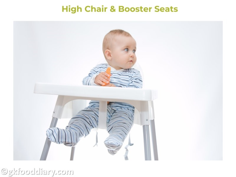 9. Baby HighChairs