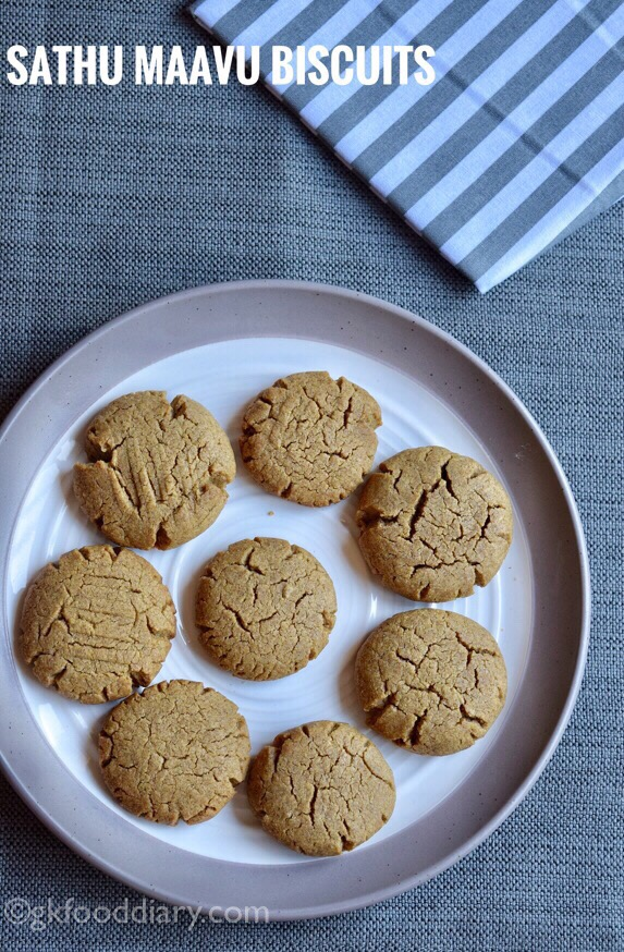 Health Mix Powder Cookies
