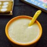 Sooji Porridge with Sooji Cereal (6 M+)
