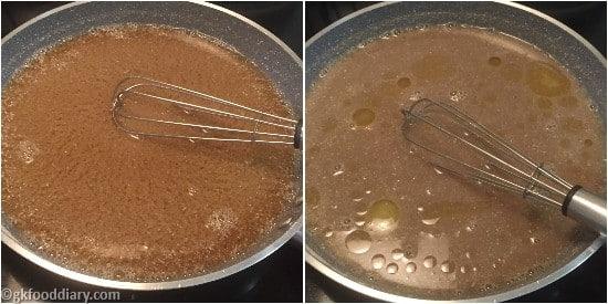 Raw Banana Powder Hlawa - Step 3