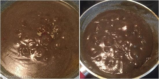 Raw Banana Powder Hlawa - Step 4