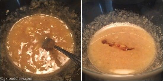 Sathu Maavu Banana Muffins Step 3