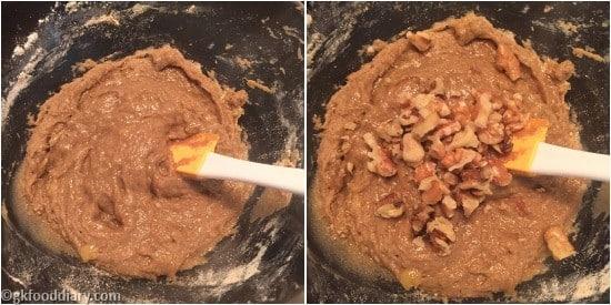 Sathu Maavu Banana Muffins Step 5