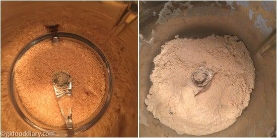 SathuMaavu Cookies - Step 2
