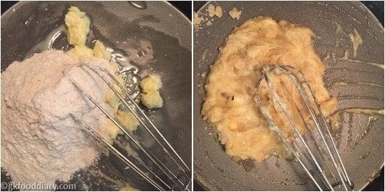 SathuMaavu Cookies - Step 4