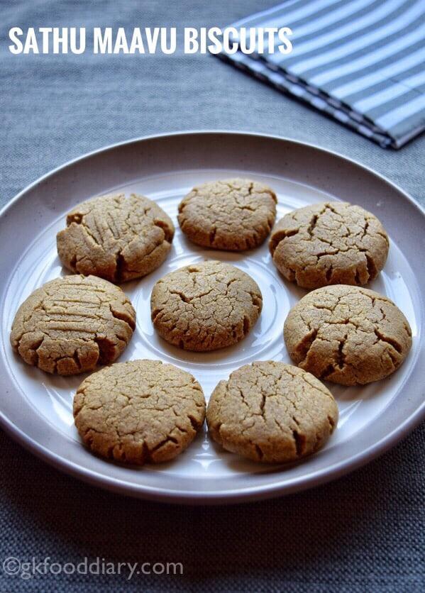 Sathumaavu Cookies Recipe