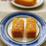 Sooji Mango Cake (1 Y+)