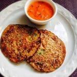 Sooji Savory Bread Dosa (1 Y+)