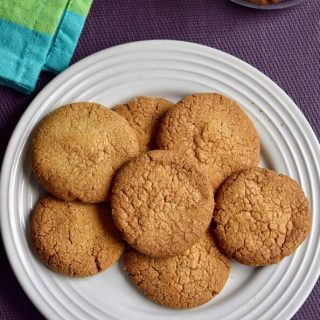 Millet Cookies Recipe for Toddlers and Kids 1