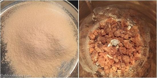 Millet Cookies Step 3