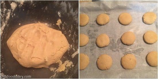 Millet Cookies Step 6