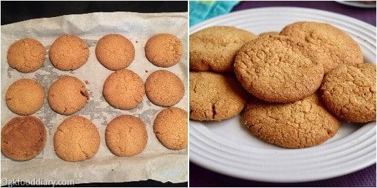 Millet Cookies Step 7