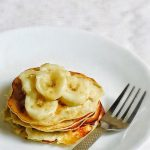 Recipe Collection for toddlers and kids - Banana Egg Pancakes