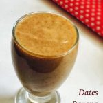 Recipe Collection for toddlers and kids - Dates Banana Milkshake