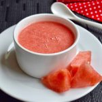 Watermelon Puree Recipe for Babies