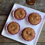 Dry Dates Powder Muffins