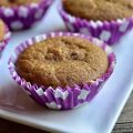 Dry Dates Powder Muffins Recipe for Toddlers