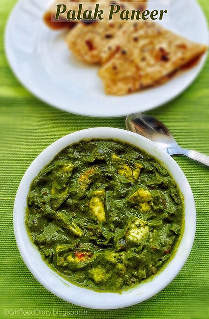 Can I give my Baby Spinach - Palak Paneer