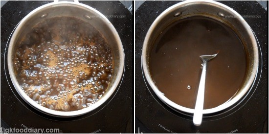 Palm Jaggery Syrup Recipe step 4