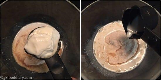 Suji Muffins Step 2