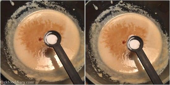 Suji Muffins Step 5