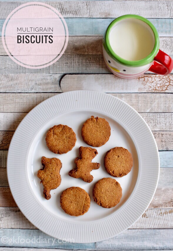 Multigrain Biscuits