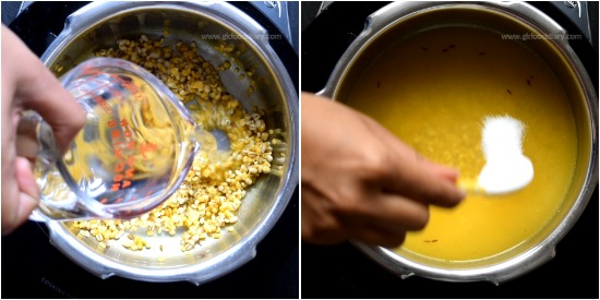 Barley Moong Dal Khichdi Recipe Step 4