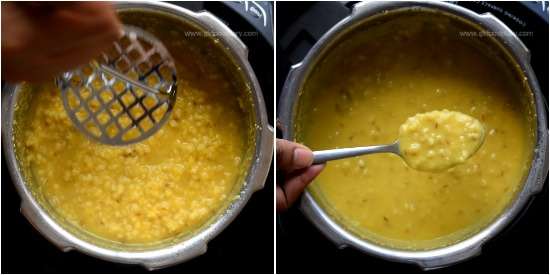 Barley Moong Dal Khichdi Recipe Step 6