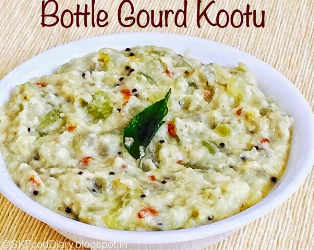 Bottle Gourd Kootu