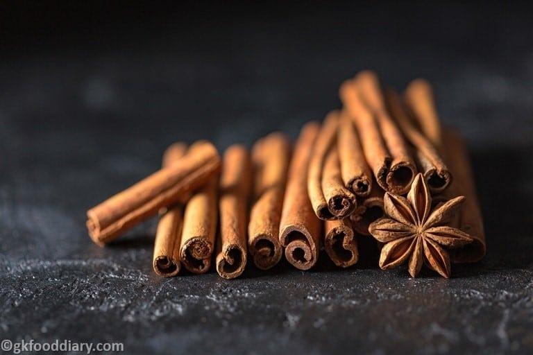 4. cinnamon