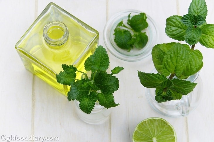 8. Use Peppermint Oil