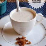 Homemade Palm Candy Milk Mix Powder Recipe