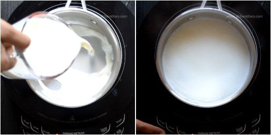 Homemade Palm Candy Milk Mix Powder Recipe Step 5